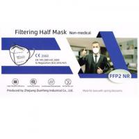 5-er Pack FFP2 Masken,  CE2163 Zertifiziert